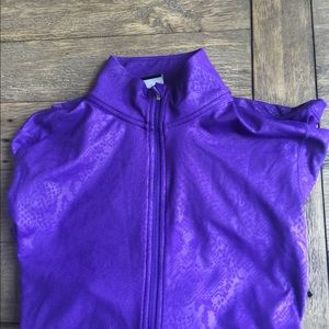 NIKE half-zip pullover